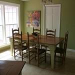 Частный мастер: ремонт потолка на кухне