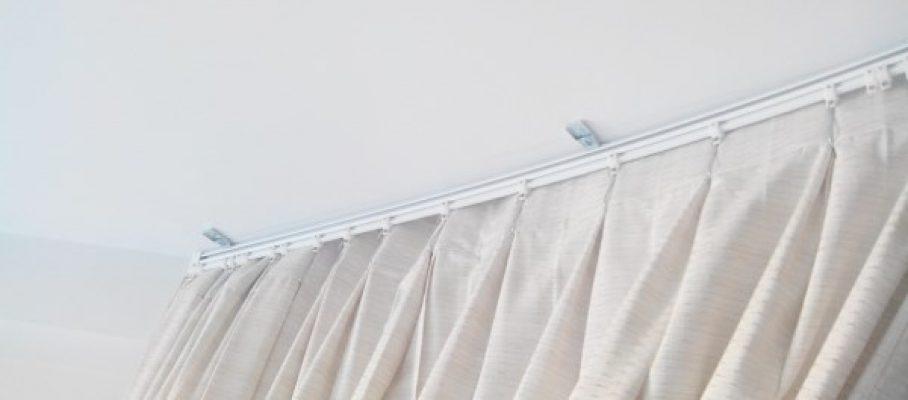 Camera Мастер на час - штора по потолку разделяющая помещение