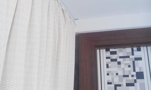 Мастер на час - повесить штору