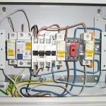 Электрика или как повесить люстру и установить розетки