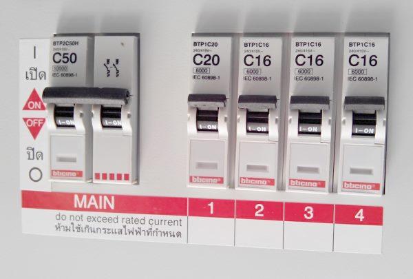 Мастер на час: вводные автоматы