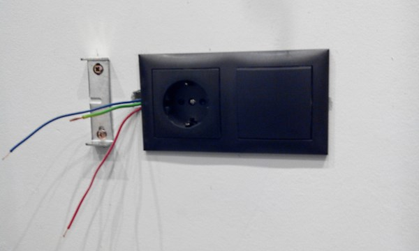 Мастер на час установка светильника: рамка для крепления светильника