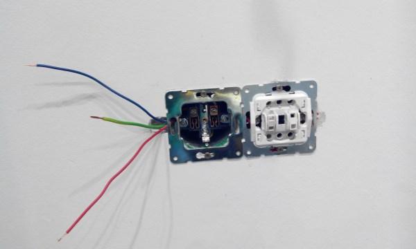 Мастер на час установка светильника: штроба для проводов