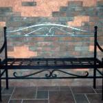 Мастер на час Полянка: сварка металлической скамейки