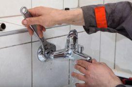 Мастер на час Пушкинская - замена смесителя в ванной