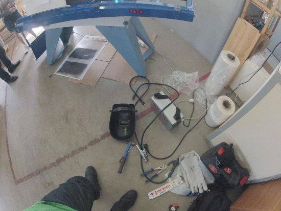 Частный сварщик: сварочный аппарат (инвертор)
