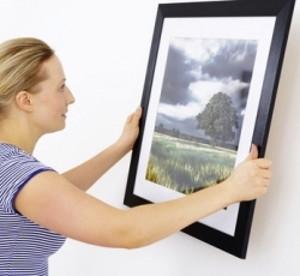 Мастер на час - повесить картину