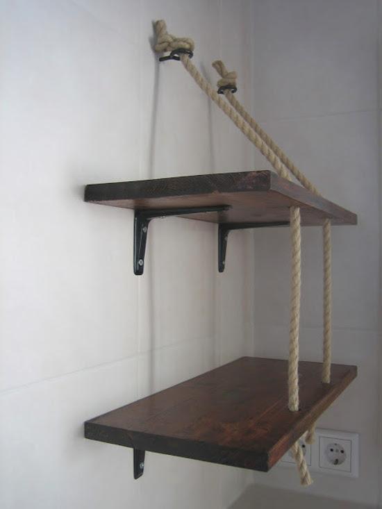 Мастер на час - повесить полку в ванной