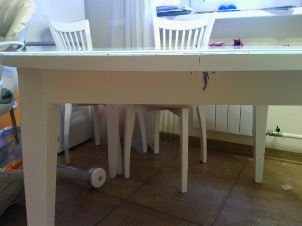 Мастер на час Фили, ремонт обеденного стола